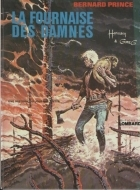 La fournaise des damnés - more original art from the same book