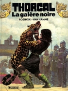 La galère noire - more original art from the same book