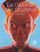 La Galerie des illustres - more original art from the same book