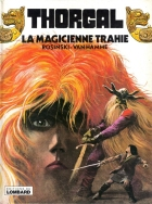 La magicienne trahie - more original art from the same book