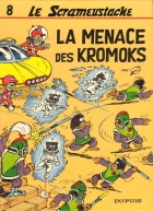 La menace des Kromoks - more original art from the same book