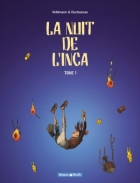 La nuit de l'inca - Tome 1 - more original art from the same book
