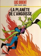La planète de l'angoisse - more original art from the same book