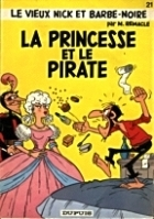 La princesse et le pirate - more original art from the same book