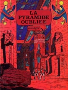 La pyramide oubliée - more original art from the same book