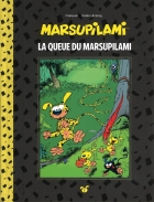 André Franquin - Marsupilami - La collection (Hachette) - La Queue du marsupilami