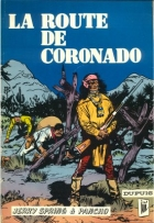 La route de Coronado - more original art from the same book