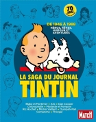 Jacques Martin - (DOC) Journal Tintin - La saga du journal tintin