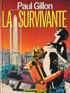 La survivante - more original art from the same book