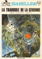 La Traboule de la Géhenne - more original art from the same book