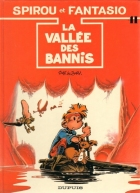La vallée des bannis - more original art from the same book