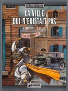 La ville qui n'existait pas - more original art from the same book