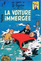 La voiture immergée - more original art from the same book