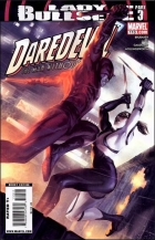 Michael Lark - Daredevil (1998) - Lady Bullseye part 3
