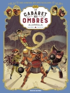 Le Cabaret des Ombres - more original art from the same book