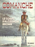 Le corps d'Algernon Brown