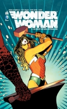 Brian Azzarello - Wonder Woman (Urban Comics) - Le fruit de mes entrailles