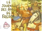 Le journal des amis de Freddy - more original art from the same book