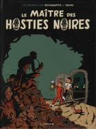 Le Maître des hosties noires - more original art from the same book