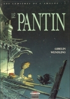 Le pantin - more original art from the same book
