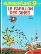 Le papillon des cimes - more original art from the same book