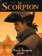 Le procès scorpion - more original art from the same book