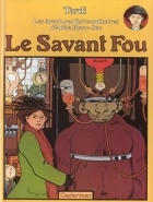 Le Savant Fou - more original art from the same book