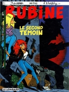 Le second témoin - more original art from the same book