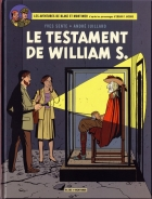 André Juillard - Blake et Mortimer - Le Testament de William S.