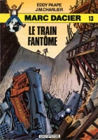 Le train fantôme - more original art from the same book