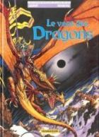 Le vent des Dragons - more original art from the same book