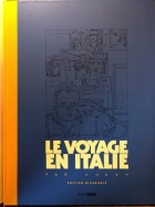 Le voyage en Italie - Edition intégrale - more original art from the same book