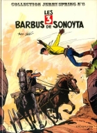 Les 3 barbus de Sonoyta - more original art from the same book