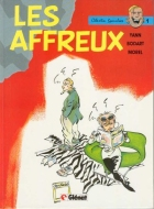Les affreux - more original art from the same book