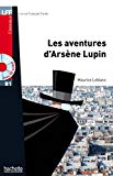 Benoît Springer - Les Aventures d'Arsène Lupin + CD audio MP3 (B1)