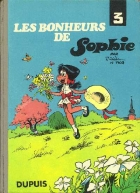 Les bonheurs de Sophie - more original art from the same book