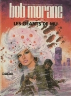 Les géants de Mu - more original art from the same book