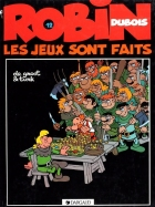Les jeux sont faits - more original art from the same book
