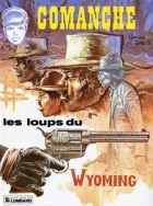 Les loups du Wyoming - more original art from the same book