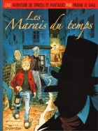Les Marais du temps - more original art from the same book