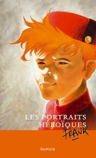 Les portraits héroïques - more original art from the same book