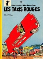 Will - Benoît Brisefer - Les taxis rouges