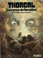 Les yeux de Tanatloc - more original art from the same book