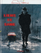 Liens de sang - more original art from the same book