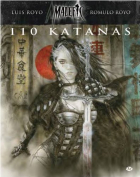 Malefic Time : 110 Katanas - more original art from the same book
