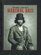 Marshall Bass - more original art from the same book