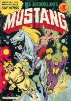 Mustang 54 - more original art from the same book
