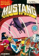 Mustang 66 - more original art from the same book
