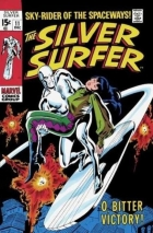 Stan Lee - Silver Surfer (1968) - O, bitter victory