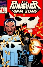 John Romita Jr. - Punisher War Zone (1992) - Only the dead know brooklyn